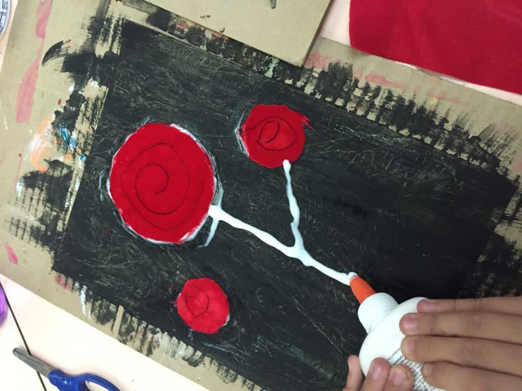 Remembrance Day Craft Project-3