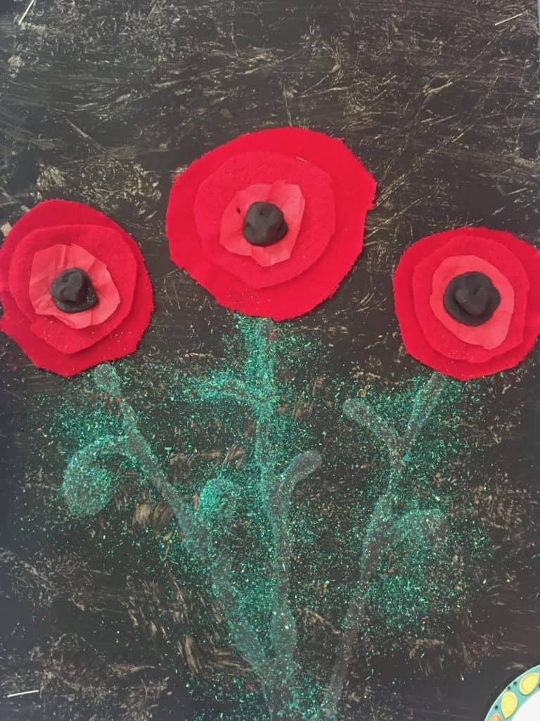 Remembrance Day Craft Project-4