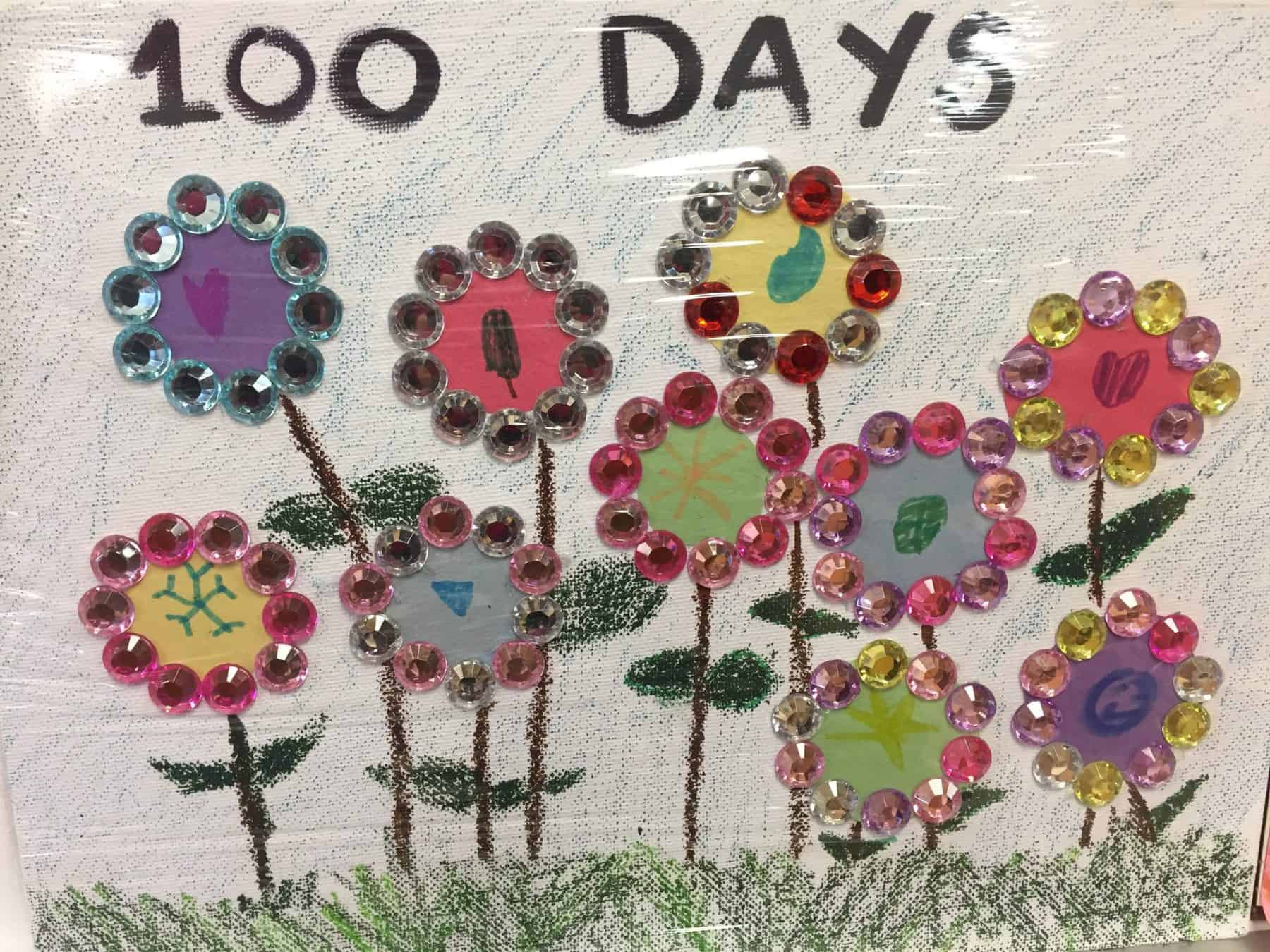 100th day project ideas