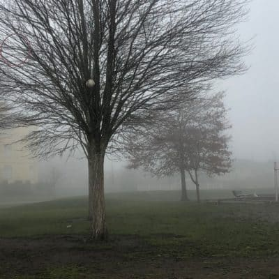 Risky Play: Getting Lost & Found In The Fog