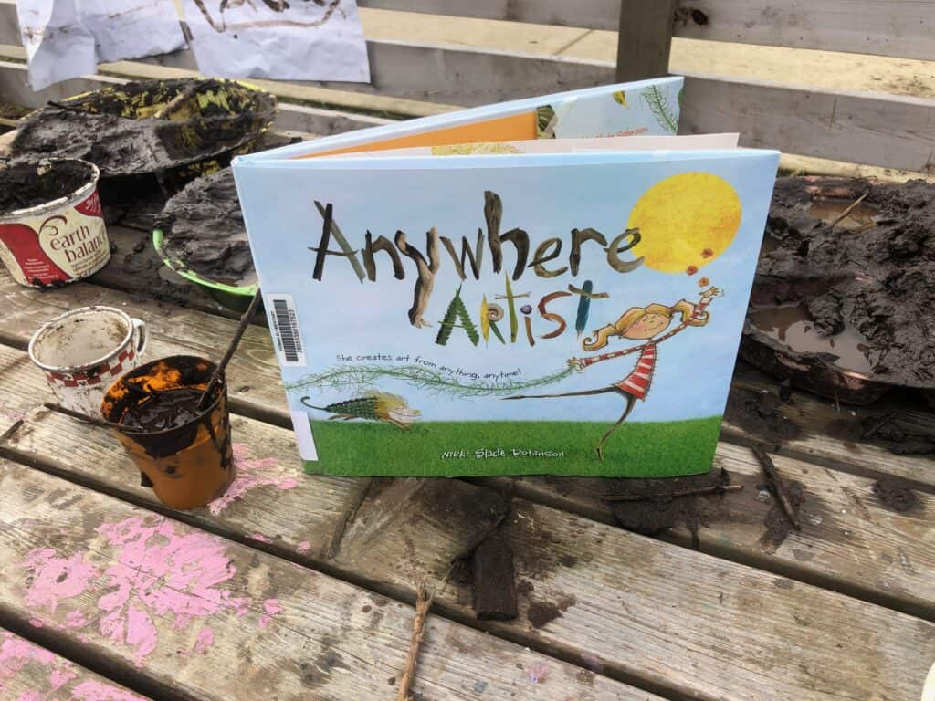 Imaginative Play: Anywhere Artist