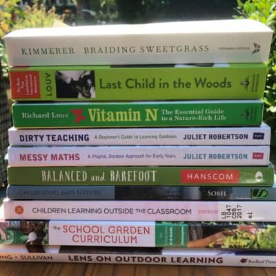 Professional Library for Outdoor Educators